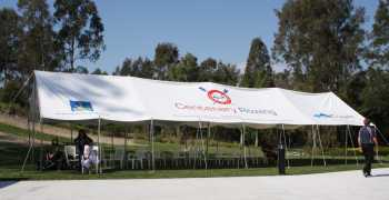 Rope & Pole Marquees